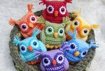 Owl Always Love to Crochet / by Candy Selvey