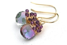 Jewelry to Make: Earrings / by Candy Selvey