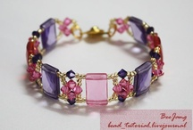 Jewelry to Make: Bracelets / by Candy Selvey