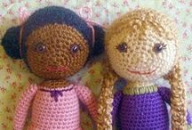 Crochet Dolls / by Candy Selvey