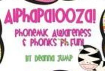 #♫♪  Phonics/Vowels/Sight Words ♫♪ / Developing learners' phonemic awareness—the ability to hear, identify, and manipulate phonemes—in order to teach the correspondence between these sounds and the spelling patterns (graphemes) that represent them. The goal of phonics is to enable beginning readers to decode new written words by sounding them out, or in phonics terms, blending the sound-spelling patterns.
