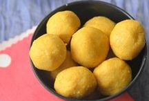 Indian Sweets & Desserts / A collection of exotic Indian sweets and desserts from all states and regions.