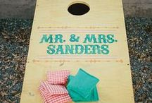 Ideas for YOUR wedding~