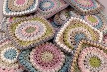 Crochet Grannies / by Candy Selvey