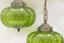 Vintage lamps / by Kara Christensen