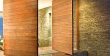 doors + stairs