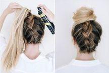 Tuto / WUW sélectionne pour vous des tutos coiffures originaux, simples et tendances !