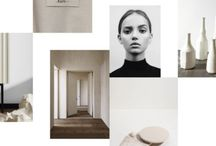 Moodboards / Inspiration and creative development