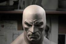 Sculptures/ Clay Molding