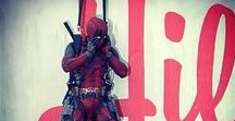 Deadpool 2  / Behind-the-scenes pics on Deadpool 2 filming in vancouver, Canada. Follow our board for the latest updates, check out the fun Deadpool products on Amazon and visit our website for even more pics and videos.