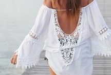 [ BEING A FASHIONISTA ] / A wardrobe wishlist for the babe who adores fringe, stacked rings and lace. If your style vibe is a touch of boho paired with modern neutrals, you are in the right place