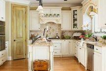 kitchens / by Debra Oliver (Common Ground)