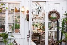 Garden Sheds and Houses / Home and garden decor