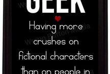 Interest: Geekery / Geeky stuff I love