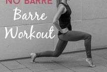 [ WORK OUT ] / Work out tips, workouts to take with you on-the-go and inspiration for the bride-to-be or just babes who love barre and yoga.