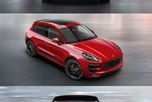 The new Porsche Macan / Long-awaited and now finally unveiled. Watch the first pictures of the new #PorscheMacan in this gallery. For more information, visit: http://link.porsche.com/macan?pc=95BAXP1PINGA *Combined fuel consumption in accordance with EU 6: