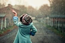 happy / by Elizabeth Harris