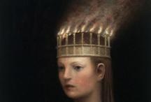 crown / by Elizabeth Harris