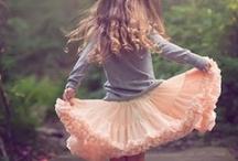 little girls / by Elizabeth Harris