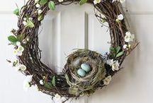 Craft Ideas: Wreaths / by Crafting with Cat Hair