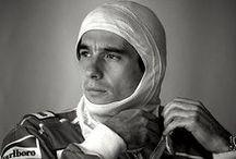 Ayrton Senna da Silva (1960-1994) / by Ran