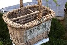Baskets, Boxes and Containers