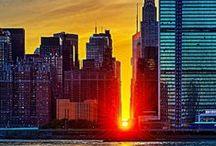 European Flavor: New York City / Beautiful views of New York City. Melitta.com. / by Melitta USA