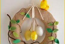 Pâques / Cadeaux et créations à réaliser pour Pâques !