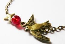 Bijoux, bijoux en perles