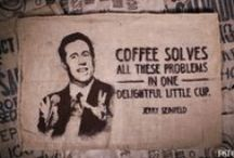 Coffee Quotables / Inspirational coffee-related quotes that keep us going throughout the day. Melitta.com.