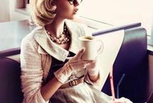 Coffee: Always in Style / Coffee and fashion go hand-in-hand. Melitta.com.