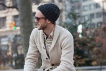 Fashion for Men / Perfectly manly fashion and style.