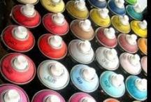 Paint/Stain/Distress/Antique/Texture/Finish / by Rachel Boykin