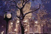 seasons&holidays. / by Leah Padgett