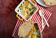 Rise and shine, Breakfast time! / Breakfast recipes I want to make