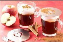 Melitta Hot Treats: Recipes / Hot beverage recipes made with coffee. Melitta.com. / by Melitta USA