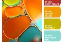 Colors / by Rachel Boykin