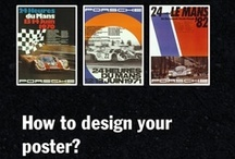 "Design Contest: Le Mans Patterns / For creating the missing 15th poster on the board ""The missing poster of the 15th Le Mans victory"" we give you a wide range of patterns and images you can use for your design. We are looking forward to see your design. Get inspired!"