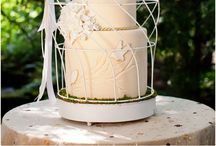 My Wedding Cakes / Cakes that I have made for weddings / by Jenniffer White