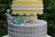 Colorful Cakes / by Jenniffer White