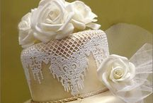 Lace Cakes / by Jenniffer White