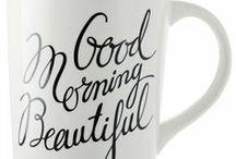 Coffee Mug Collection / Cool coffee mugs. Melitta.com.  / by Melitta USA