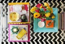 Coffee Tablescapes / Cool coffee table inspiration. Melitta.com