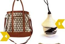 Gifts for the Socially Responsible Homemaker / Whether it's their first apartment or she is a veteran hostess, gifts with people and planet in mind can transform a house into a home.  / by Rising Tide Fair Trade