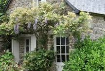Cottage Plans and Inspiration / Ideas and inspiration for our new home, with a little English Cottage flair.