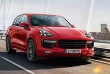 The new Porsche Cayenne. Enthusiast driven. / Dynamic performance, five doors, variability, comfort. The Cayenne continues on its path of success. Click through this gallery to see the first pictures of the new Cayenne.  Learn more: www.porsche.com/cayenne  *Combined fuel consumption in accordance with EU 5/6: Cayenne models 11.5-6.6 l/100 km, CO2 emissions 267-173 g/km. Cayenne S E-Hybrid 3.4 l/100 km, CO2 emissions 79 g/km; Combined electricity consumption 20.8 kWh/100 km