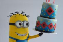 Minion cakes / by Jenniffer White