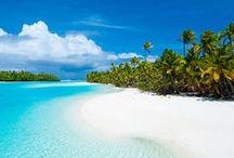 Island getaways / Beautiful islands around the world for an unforgettable holiday.