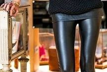 Nice Stems / Tights and leggings and boot socks oh my!