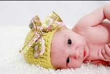 Crochet - Baby Hats / patterns for baby hats / by Sandy Townsend